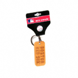 Boston Red Sox Wood Keyring
